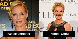 Актеры из латиноамериканских сериалов, которые как две капли воды похожи на голливудских звезд