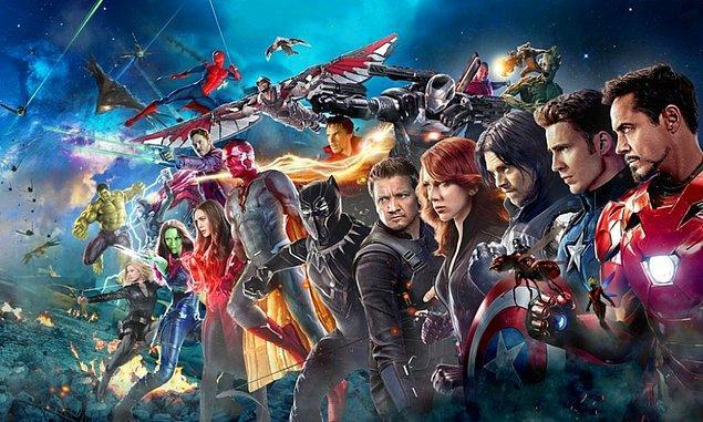 Marvel filmleri dünyayı kasıp kavururken, her yeni filmle birlikte senaryoya yeni karakterler ve doğal olarak onları oynamak üzere yeni yıldızlar ekleniyor.