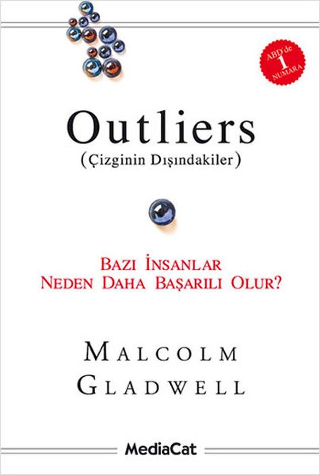36. Outliers (Çizginin Dışındakiler) Bazı İnsanlar Neden Daha Başarılı Olur? - Malcolm Gladwell