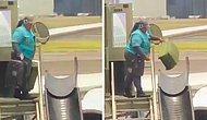 Вот почему не стоит класть в аэропорту в чемоданы бьющиеся вещи...