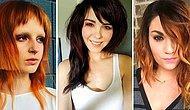 Ни нашим, ни вашим: Новый летний тренд заставит вас постричь одну часть волос коротко, а другую оставить длинной