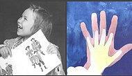 Уникальные рисунки Саши Путри - гениального ребенка времен Советского Союза