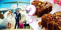 Наш пищевой тест расскажет, где пройдёт ваша помолвка, свадьба и медовый месяц