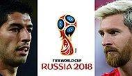 Тест: За какие сборные сыграют звезды футбола на ЧМ-2018 в России?