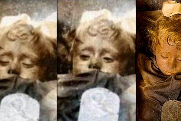 Спящая красавица открывает глаза?! Ученые считают феномен столетней мумии оптическим обманом
