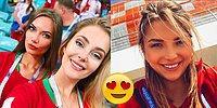 Разрешите влюбиться: Самые обаятельные и привлекательные болельщицы Чемпионата мира