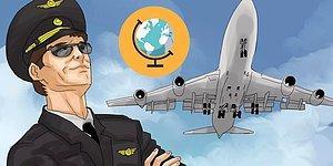 Тест: Обладаете ли вы знаниями по географии на уровне пилота?