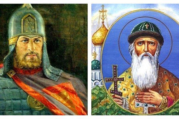 По батюшке: Знаете ли вы отчества русских князей?