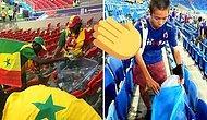 Молодцы! Японские и сенегальские болельщики убрались за собой на стадионах