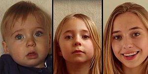 18 лет в подряд: отец снимал дочь каждую неделю