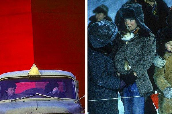 Зимняя Москва 1992 года: ностальгические фото, сделанные фотографом Вальтером Шмитцем