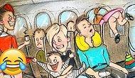 Когда у тебя двое детей, Или самые честные комиксы о материнстве