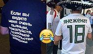 Самые креативные и забавные фанаты, приехавшие в Россию на Чемпионат мира по футболу