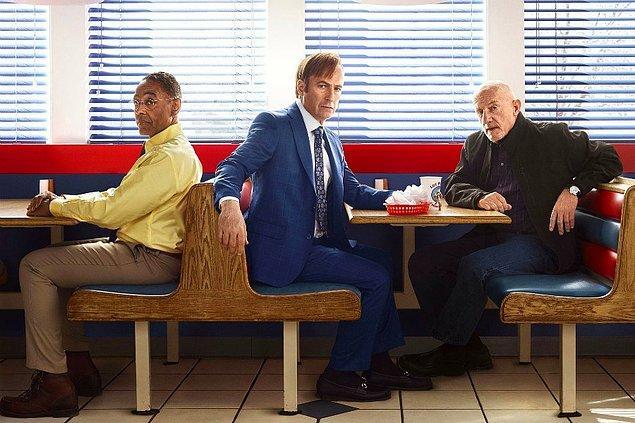 13. Breaking Bad'in önemli bir karakteri, Better Call Saul'un 4. sezonunda yer alacak!