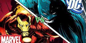 Тест, который определит, вы в команде DC или в команде Marvel