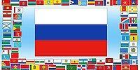 Тест: Знаете ли вы флаги субъектов РФ?