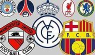 Отличительный знак: Сможете ли вы угадать футбольные клубы по эмблемам?