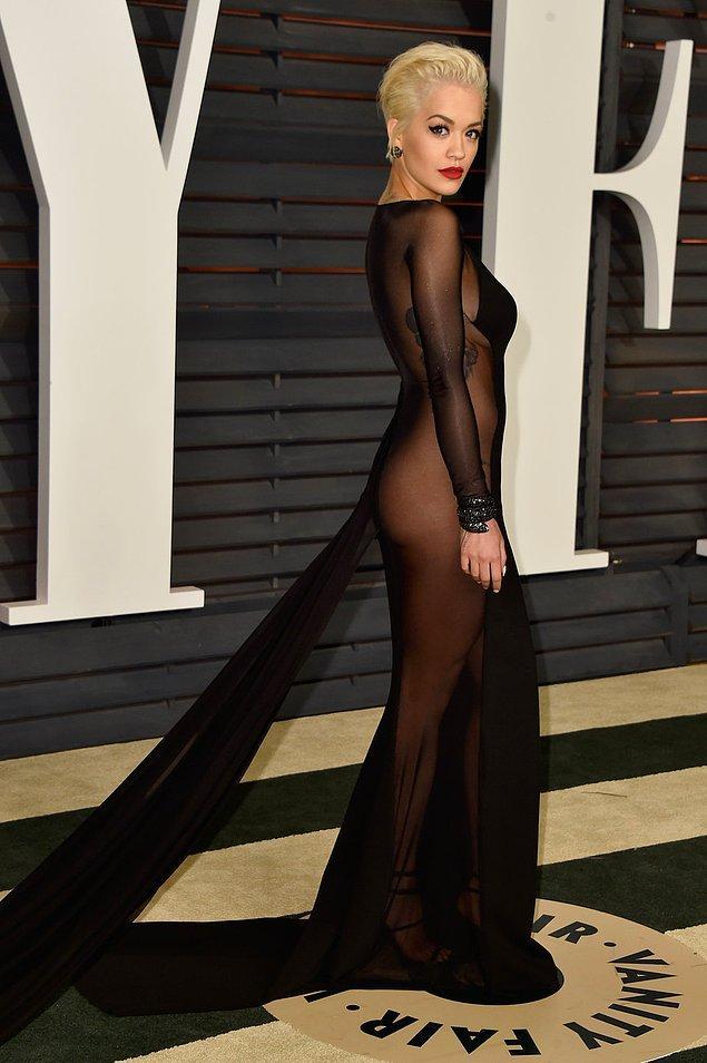 9. Rita Ora