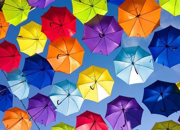 Tüm renkleri seviyorum.