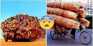 """""""Резиновый"""" транспорт со всего мира, или Как впихнуть невпихуемое"""