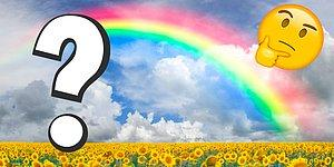 Каждый охотник желает знать... Тест: Какой вы цвет радуги?