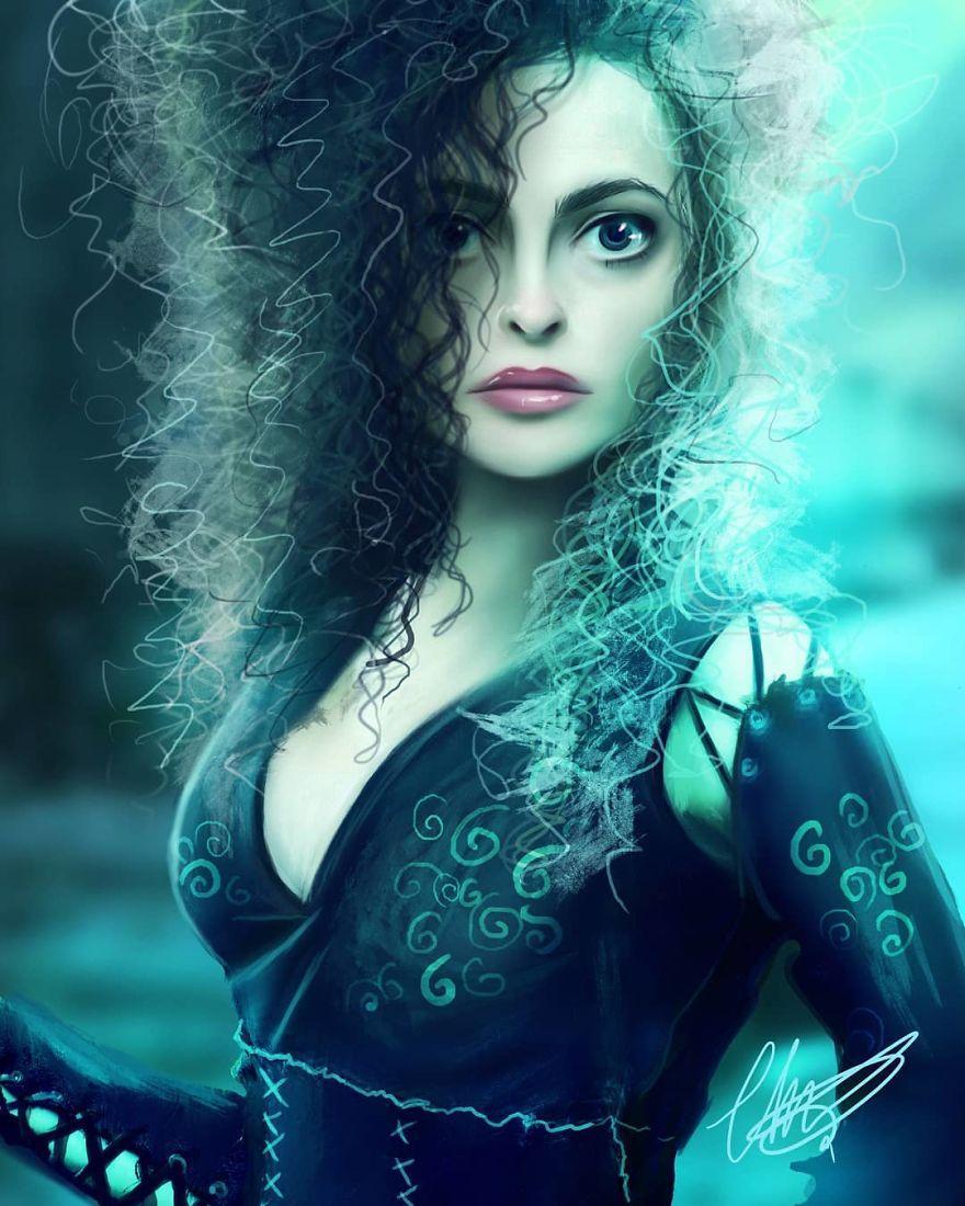 bellatrix lestrange images - HD880×1100