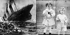 Лучше Роуз и Джека: истории детей, переживших крушение Титаника