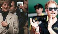 Принц Гарри носит золотой браслет в честь памяти принцессы Дианы уже 17 лет