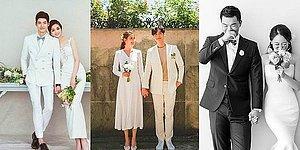 Никаких парков и природы на фоне: как проходит свадебная фотосессия по-корейски