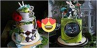 Когда кондитер - волшебник: торты Елены Гнут из России поражают воображение и вкусовые рецепторы!