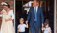 Фотографии с крещения принца Луи, правнука Елизаветы II и сына Кейт Миддлтон и принца Уильяма
