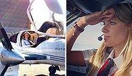 Первым делом самолеты: Парикмахер из Швеции бросила карьеру, чтобы стать пилотом!