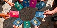 Тест: Попробуйте угадать страну по обложке паспорта!