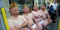 """Короли фриков в метро: подборка вызывающих недоумение фото из """"подземок"""" мира"""