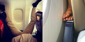 В своей тарелке: пассажиры самолетов, которые чувствуют себя на борту как дома