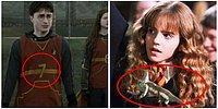 """Некоторые детали из фильмов о Гарри Поттере, увидев которые, вы скажете: """"Как я мог этого не заметить?!"""""""