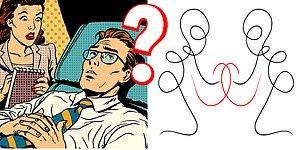 Психологический тест с закорючками, который определит ваш тип мышления