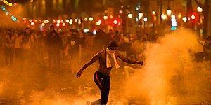 Как Франция отпраздновала победу на ЧМ: хаос в стране и 292 задержанных