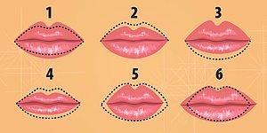 Тест: Расскажем о вас всё по форме ваших губ
