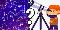 Астрономический тест: А вам под силу угадать названия созвездий по фото?