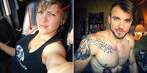 Им смена пола только к лицу: брутальные мужики, бывшие когда-то девочками