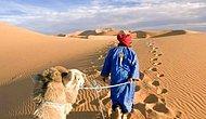 Марокко - сочетание безжизненной пустыни и бескрайнего океана в невероятно красивых фото