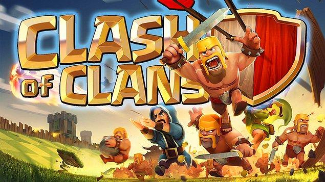 10. Clash of Clans