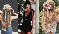 Тренд 2018-го - полусобранные волосы!!! Как их сделать? 👇