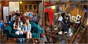 Можно я посплю на твоем диване? Портреты гостеприимных хозяев из разных стран мира, безвозмедно приютивших фотографа у себя дома