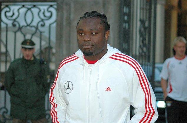 3. Gerald Asamoah