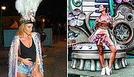 Самые броские наряды с последних фестивалей Tomorrowland, Lollapalooza и других
