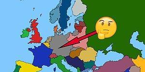 Хватит ли ваших школьных знаний по географии, чтобы безошибочно определить эти страны на карте?
