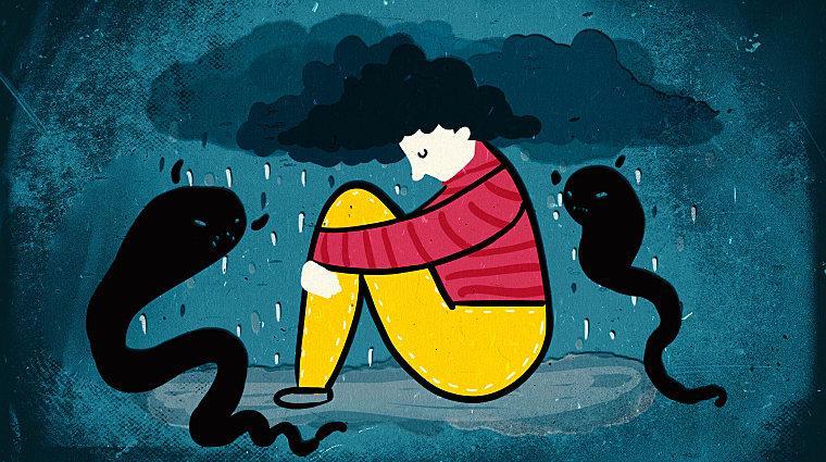 Тест: Проверьте себя на депрессию по шкале Бека