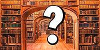 Тест для тех, кто не может прожить без книги и дня